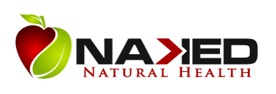 Logo Naked Natural Health